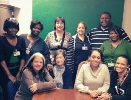 Staff at the Tulane University Coordinating Center